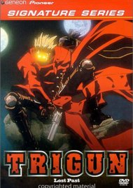 Trigun 2: Lost Past - Signature Series Movie