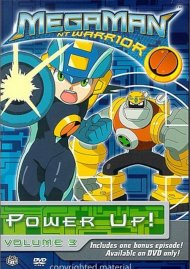 Megaman NT Warrior: Volume 3 - Power Up! Movie