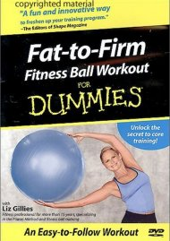 Fitness Ball Workout For Dummies Movie