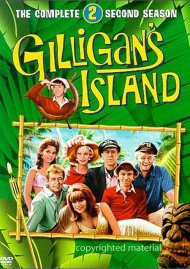 Gilligans Island: The Complete Second Season Movie