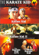 Karate Kid Collection, The Movie