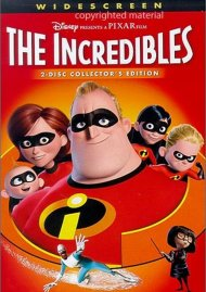 Incredibles, The (Widescreen) Movie