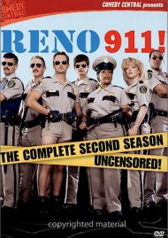Reno 911: The Complete Second Season  Movie