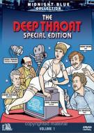 Midnight Blue: Volume 1 - Deep Throat Special Edition Movie