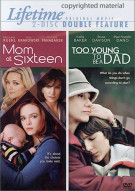Mom At Sixteen / Too Young To Be A Dad (Double Feature) Movie