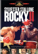 Rocky II (New Digital Transfer) Movie