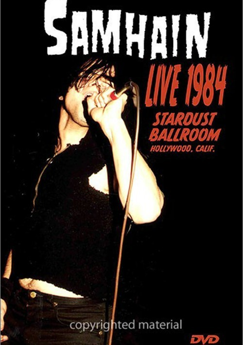 Samhain: Live 1984 Stardust Ballroom Movie