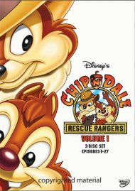 Chip N Dale Rescue Rangers: Volume 1 Movie