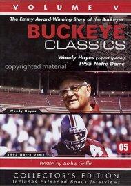 Ohio State: Buckeye Classics - Volume 5 Movie