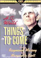 Things To Come Movie