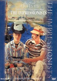 Impressionists, The: The Great Artists Box Set Movie
