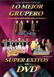 Grupero: Super Exitos En DVD Movie