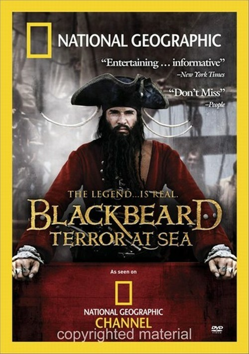 National Geographic: Blackbeard - Terror At Sea Movie
