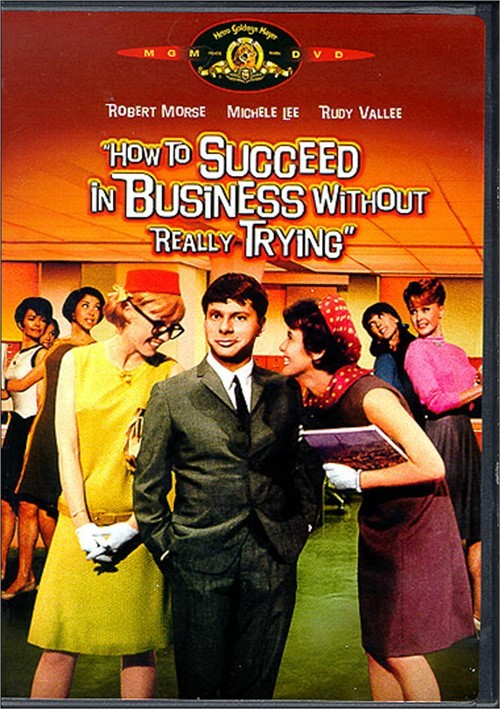 How to Succeed in Business Without Really Trying Movie