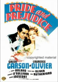 Pride And Prejudice (Warner) Movie