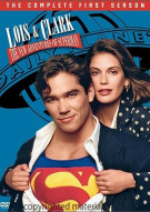 Lois & Clark: The Complete Seasons 1 - 4 Movie
