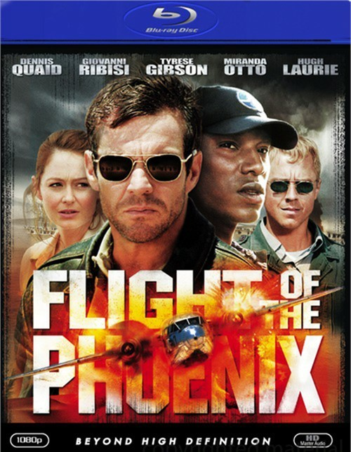 Flight Of The Phoenix Blu-ray