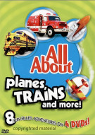 All About Planes, Trains And More! Movie