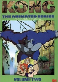 Kong: The Animated Series - Volume 1 Movie