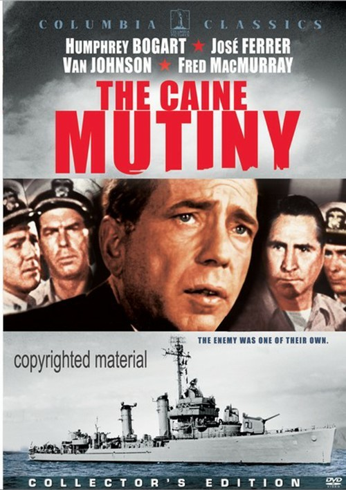 Caine Mutiny, The: Collectors Edition Movie