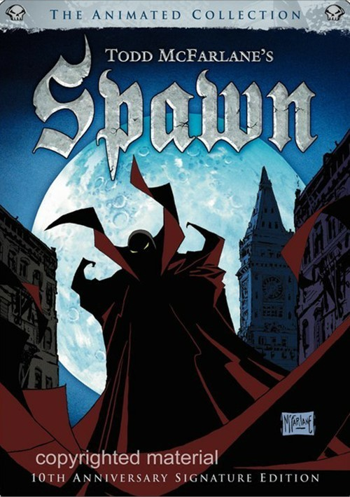 Todd McFarlanes Spawn: The Animated Collection - 10th Anniversary Signature Edition Movie