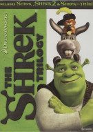 Shrek Trilogy, The (Fullscreen) Movie