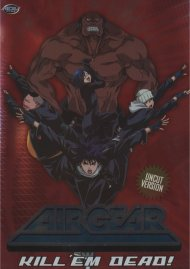 Air Gear: Kill Em Dead! - Volume 6 Movie