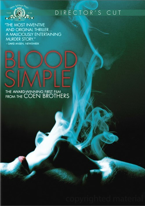Blood Simple: Directors Cut Movie