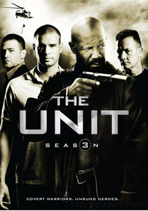 Unit, The: Season 3 Movie