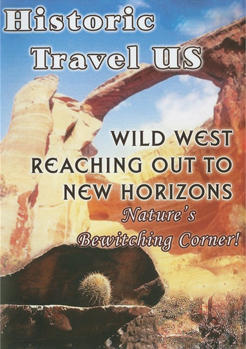 Historic Travel US: Wild West Movie