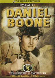 Daniel Boone: Season 5 Movie