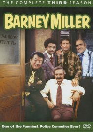 Barney Miller: The Complete Third Season Movie