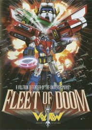 Voltron: Fleet of Doom (The Movie) Movie
