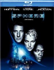Sphere Blu-ray