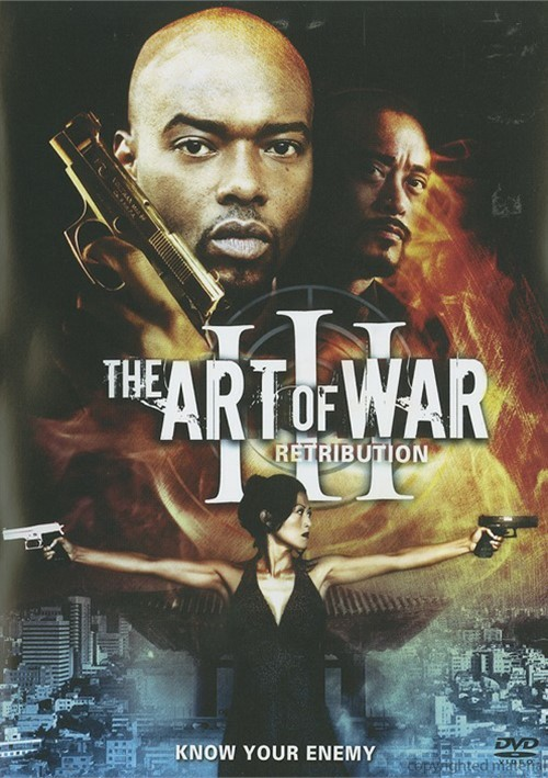 Art Of War III, The: Retribution Movie