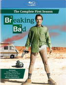 Breaking Bad: The Complete First Season Blu-ray