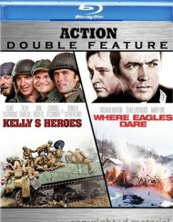 Kellys Heroes / Where Eagles Dare (Double Feature) Blu-ray
