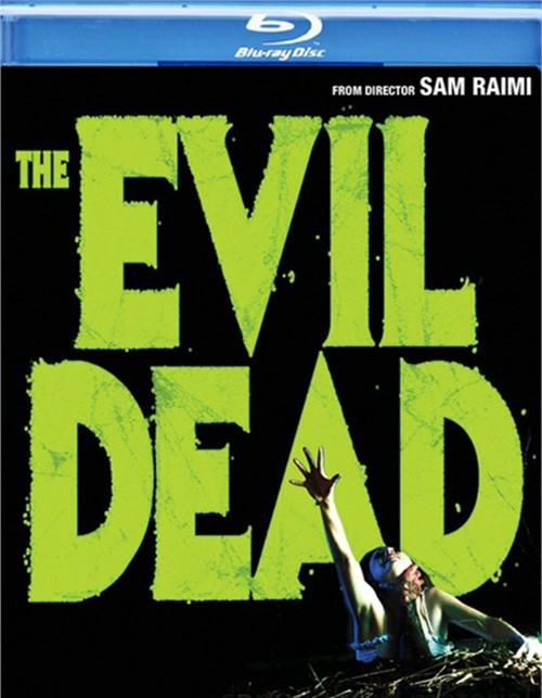Evil Dead, The Blu-ray
