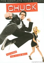 Chuck: The Complete Third Season Movie