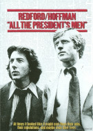 All The Presidents Men Movie