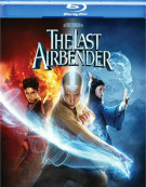 Last Airbender, The Blu-ray