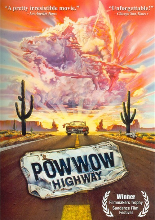 Powwow Highway Movie