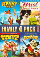 Family 4 Pack: Volume 1 Movie