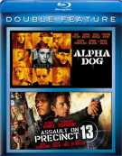 Alpha Dog / Assault On Precinct 13 (Double Feature) Blu-ray