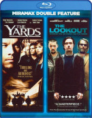 Yards, The / The Lookout (Double Feature) Blu-ray