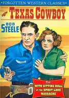 Texas Cowboy (1929) / With Sitting Bull At The Spirit Lake Massacre (1927) (Silent) Movie
