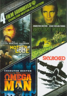 4 Film Favorites: Charlton Heston Movie