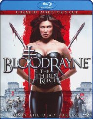 BloodRayne: The Third Reich - Directors Cut (Unrated)  Blu-ray