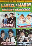Laurel & Hardy Comedy Classics Movie