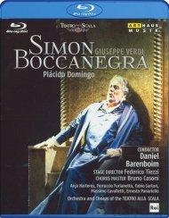 Giuseppi Verdi: Simon Boccanegra Blu-ray